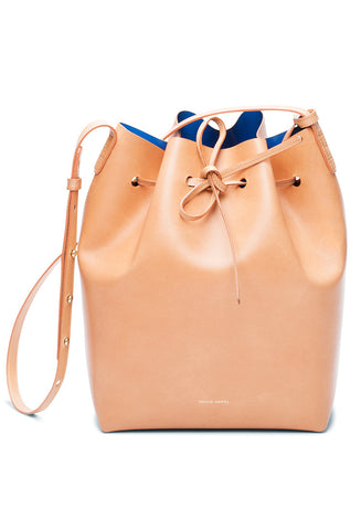 Mansur Gavriel Camello/Royal Bucket Bag / Shop Super Street - 1