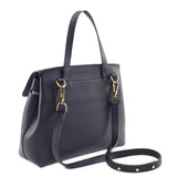 Mansur Gavriel Black Tumble Lady Bag / Shop Super Street - 4