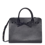 Mansur Gavriel Black Tumble Sun Bag / Shop Super Street - 5