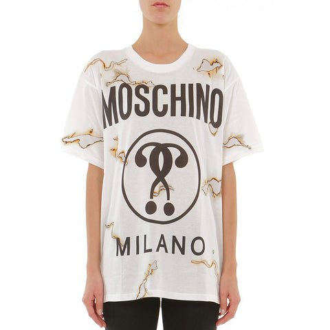 Moschino Burnt T-shirt / Shop Super Street - 1