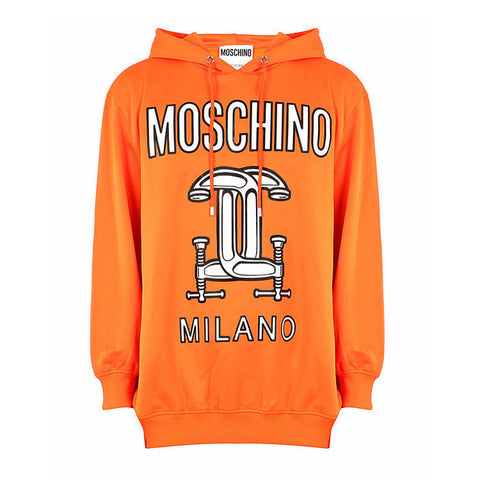 Moschino Construction Sweatshirt / Shop Super Street - 1