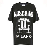 Moschino Short Sleeve T-Shirt / Shop Super Street - 1