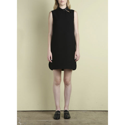 Nomia Buckle Collar Dress / Shop Super Street - 1