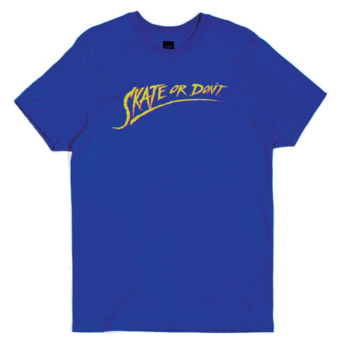 HUF Skate Or Don't Tee / Shop Super Street - 1