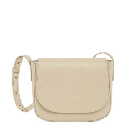 Mansur Gavriel Sand Crossbody Bag / Shop Super Street