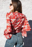 Roisin Floral Blouse Diana