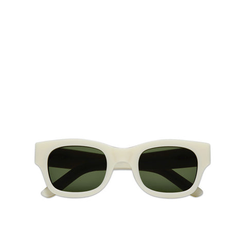 Sun Buddies Type 06 Bone Sunglasses / Shop Super Street - 1