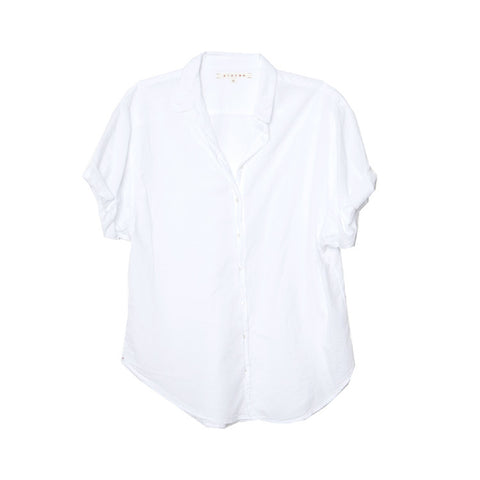 Xirena Channing White Shirt / Shop Super Street - 1