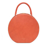 Mansur Gavriel Brandy/Raw Circle Bag / Shop Super Street - 1
