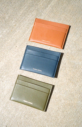 Credit Card Holder Saddle