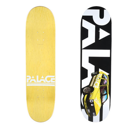 Palace 8.3 GTI Yellow Deck / Shop Super Street