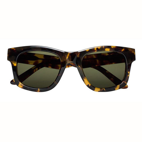 Sun Buddies Type 01 Amber Sunglasses / Shop Super Street - 1