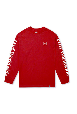 Domestic Red Tee