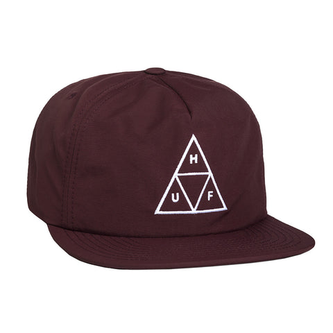 HUF Wine Triple Triangle Snapback / Shop Super Street