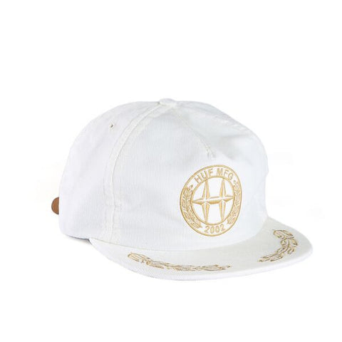 HUF H-Class Ivory Strapback / Shop Super Street
