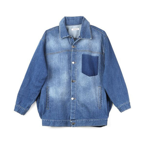 The Fashion Club Kit Denim Jacket / Shop Super Street - 1
