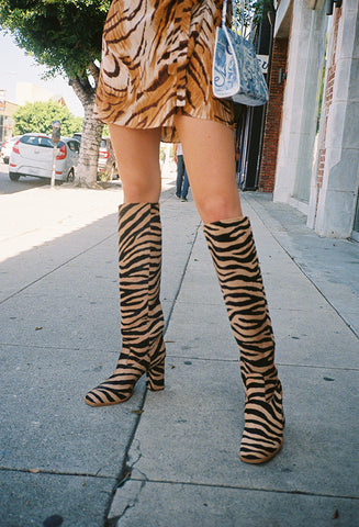 Roma Boot Tiger