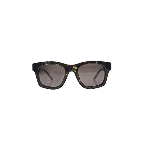 Sun Buddies Type 01 Green Tortoise Sunglasses / Shop Super Street - 1