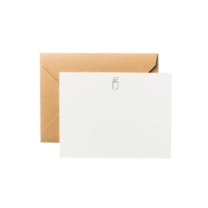 Terrapin Stationers Deuces A2 Notecard Set / Shop Super Street