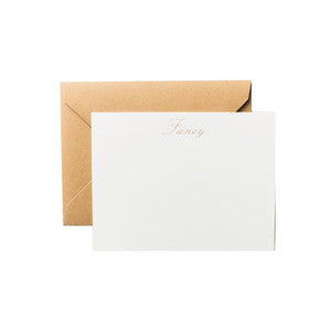 Terrapin Stationers Fancy A2 Notecard Set / Shop Super Street