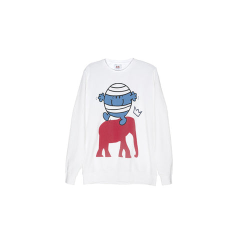 Twins for Peace Twins for Peace x Mr. Men Sweater / Shop Super Street
