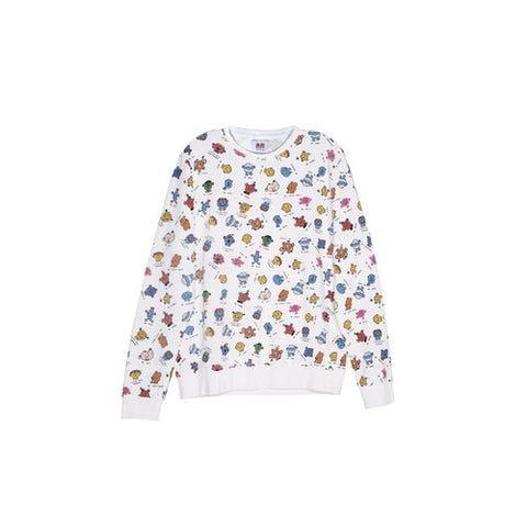 Twins for Peace Twins for Peace x Mr. Men Multi Sweater / Shop Super Street