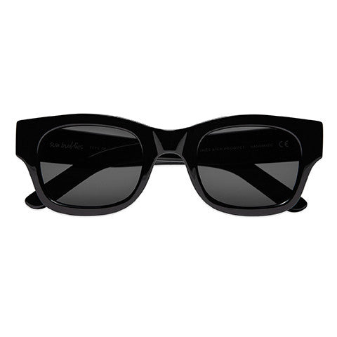 Sun Buddies Type 06 Black Sunglasses / Shop Super Street - 1