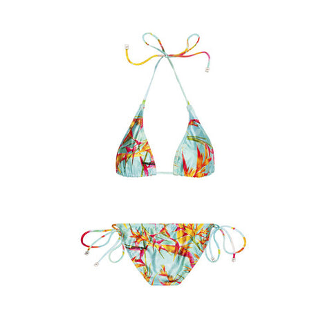 We Are Handsome The Strelitzia String Bikini / Shop Super Street - 1
