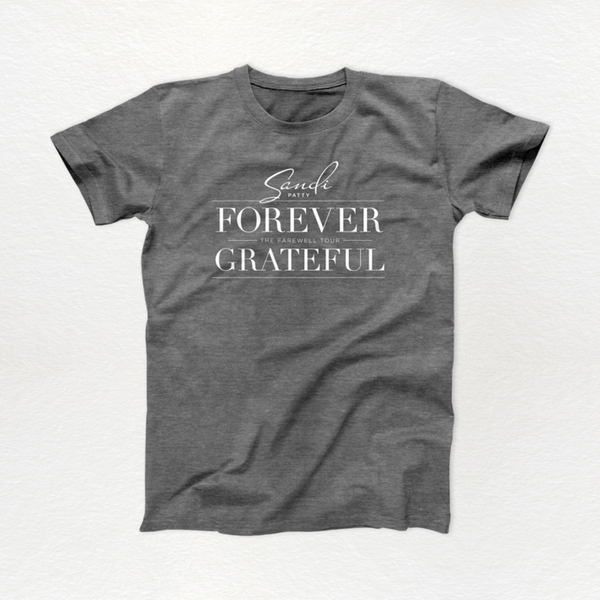 2016 Forever Grateful Spring Tour Tee