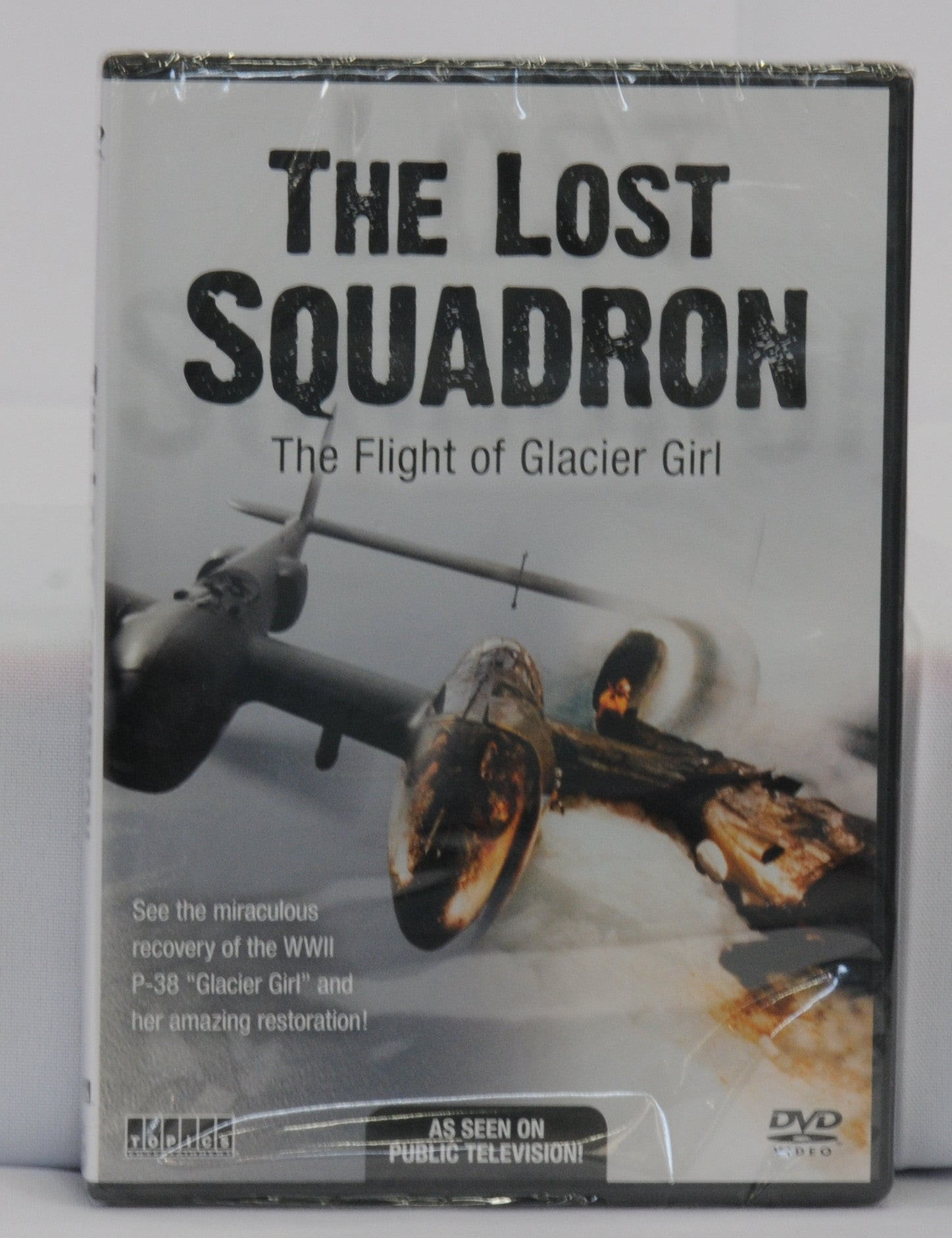 The Lost Squadron DVD