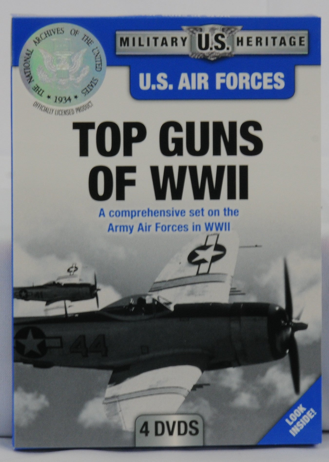 Top Guns of WWII DVD