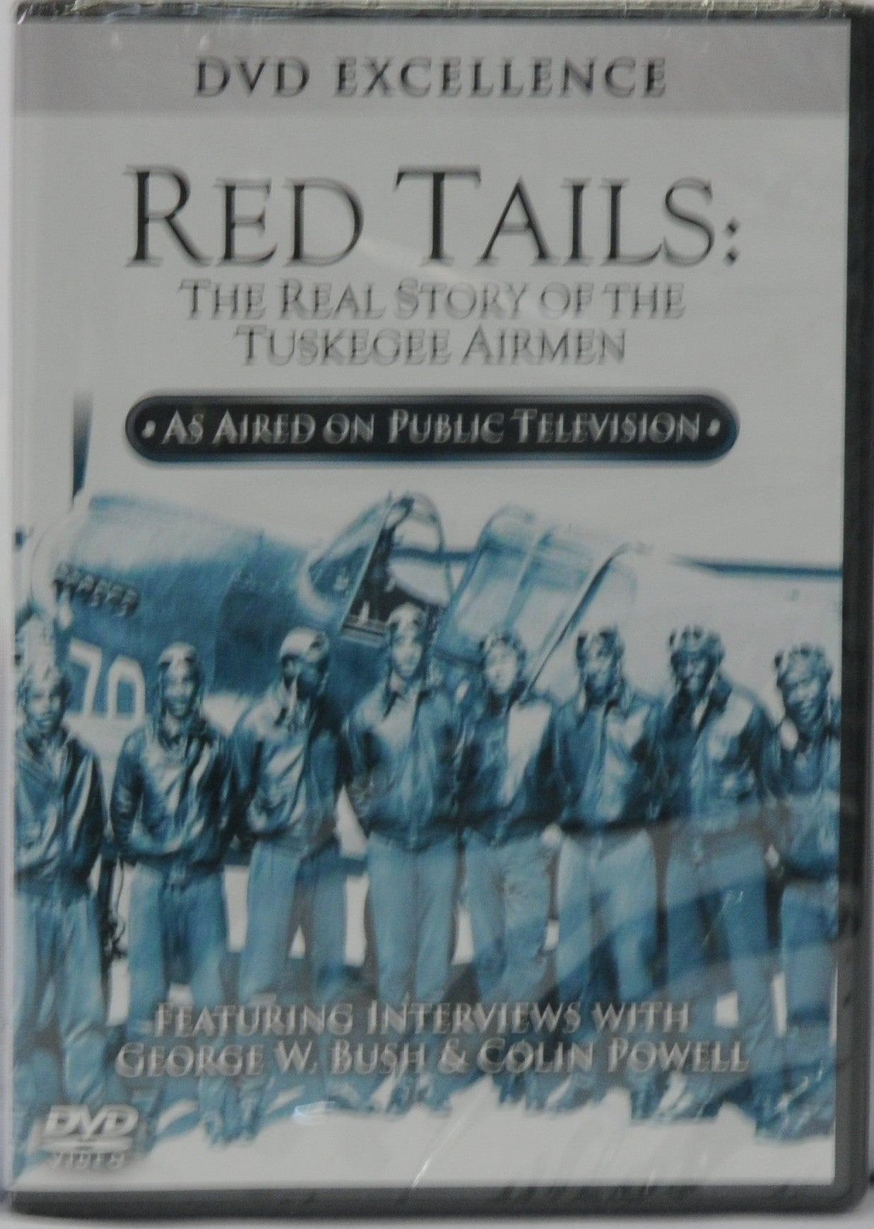 Red Tails, DVD
