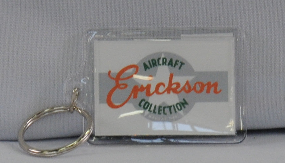 Erickson Aircraft Collection Keychain