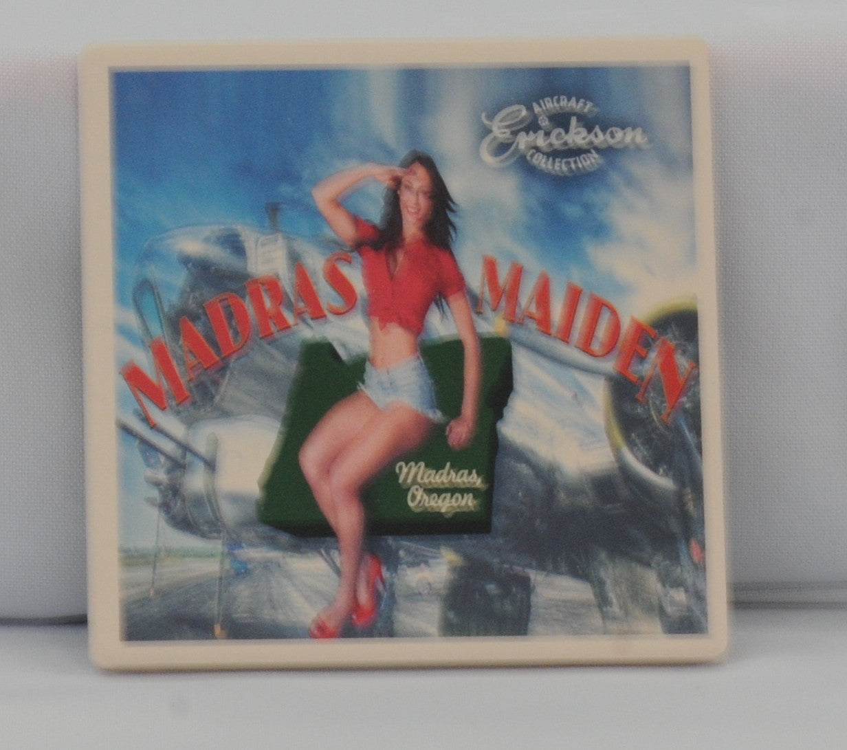 Madras Maiden Coaster