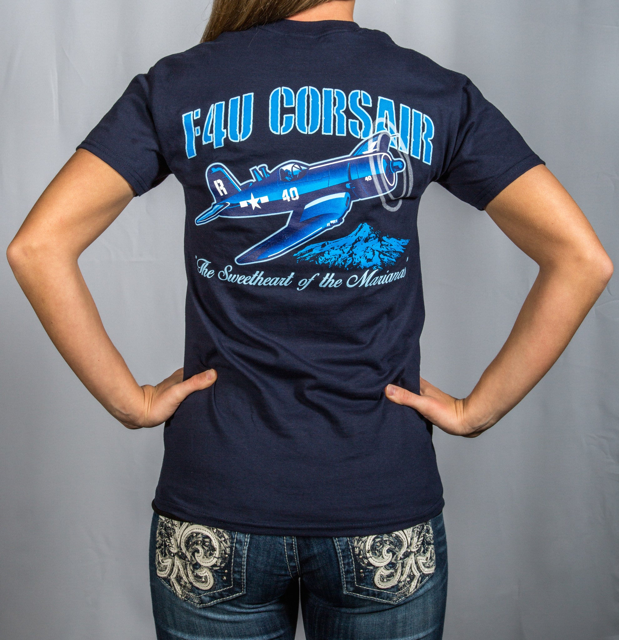 "F4U Corsair ""Sweetheart"" T-Shirt"
