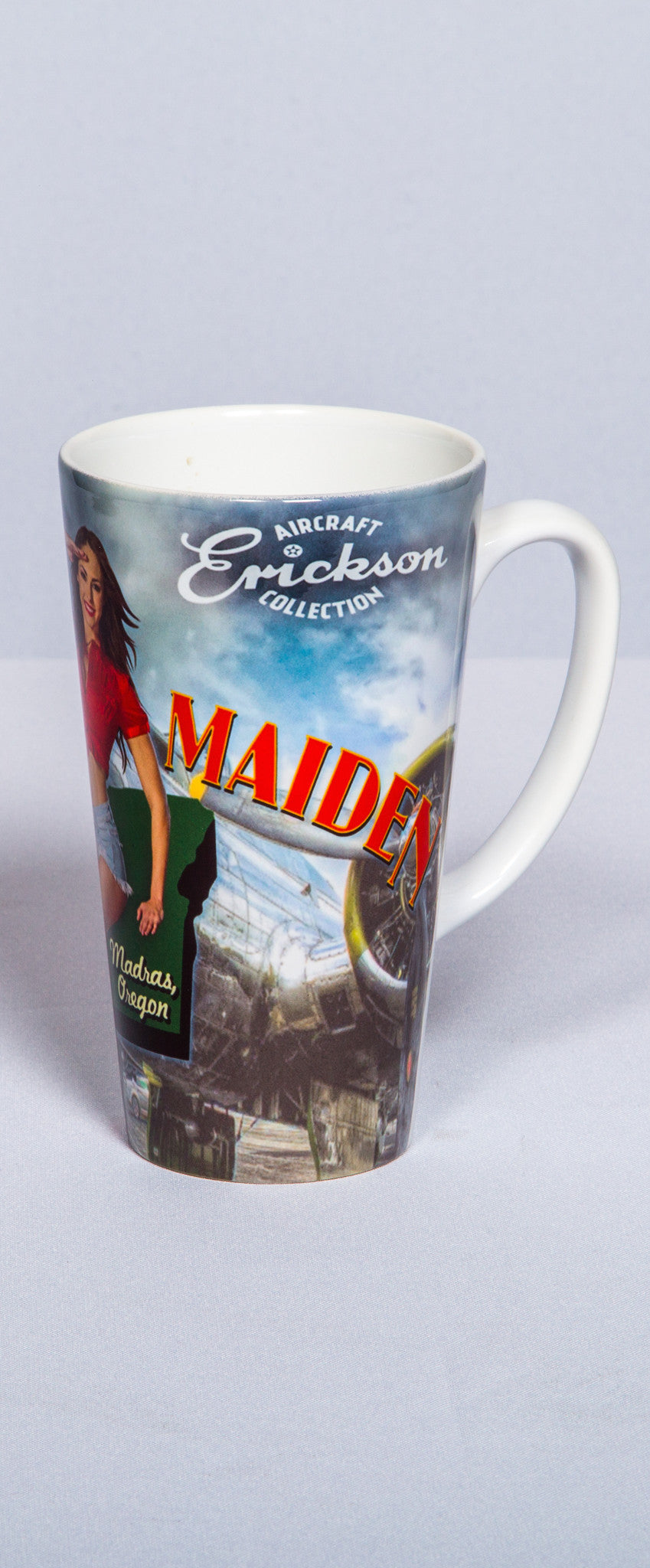Madras Maiden Latte Mug