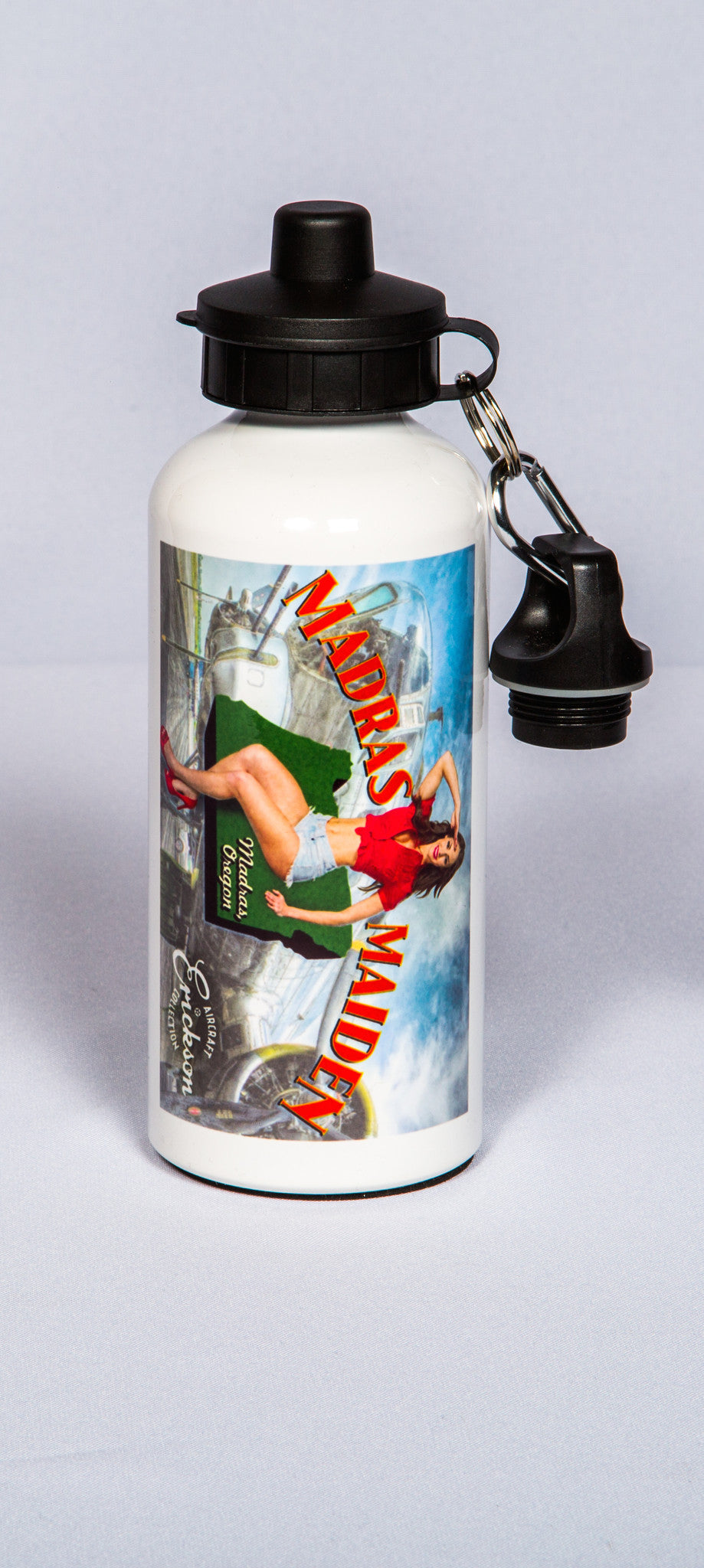 Madras Maiden Waterbottle