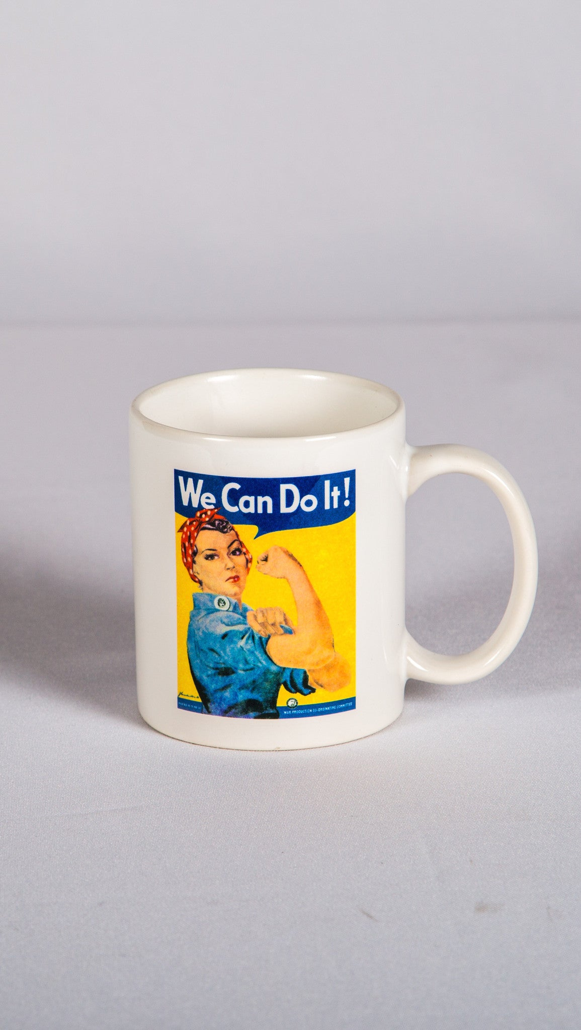Rosie the Riveter 12 oz. Mug