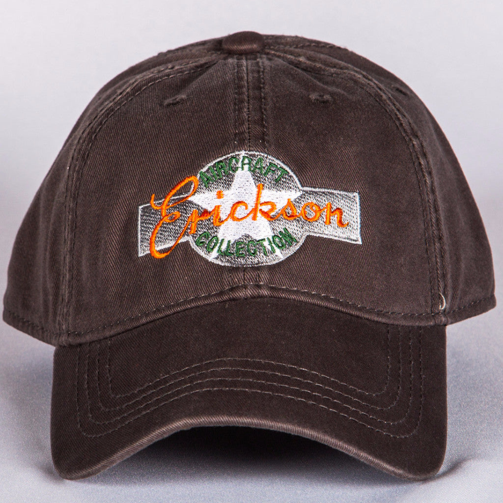 Charcoal hat with EAC logo