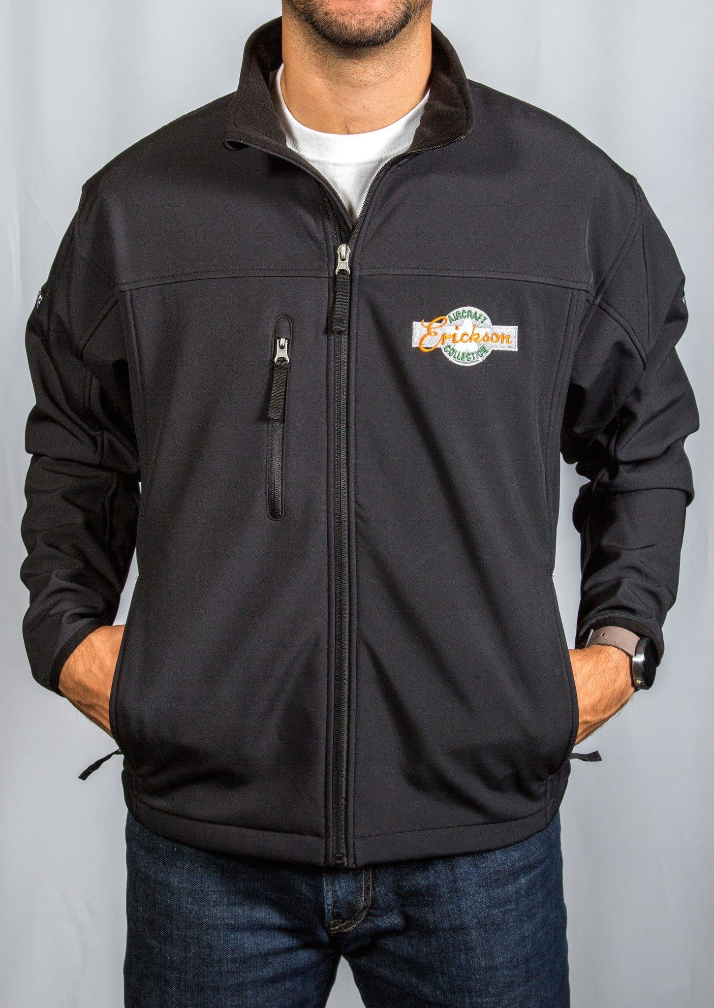 EAC Men's Soft Shell Jacket