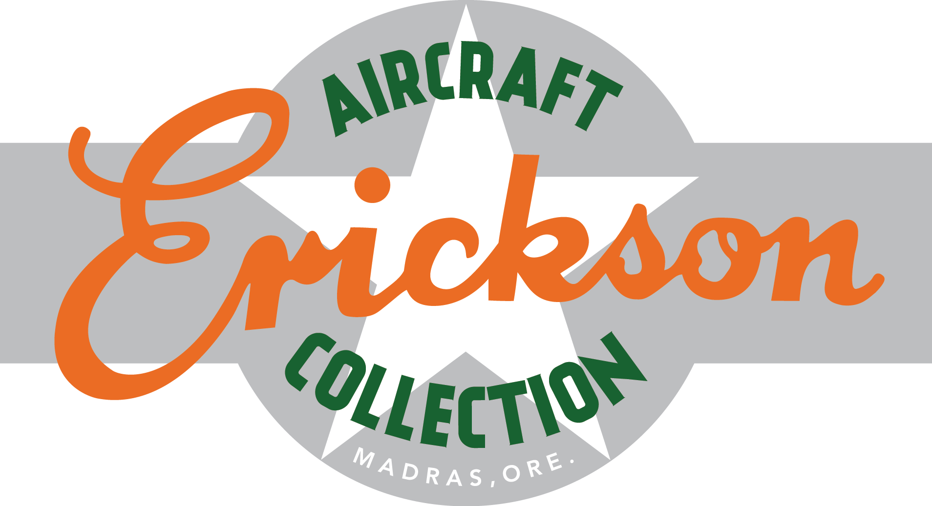 Erickson Logo Sticker