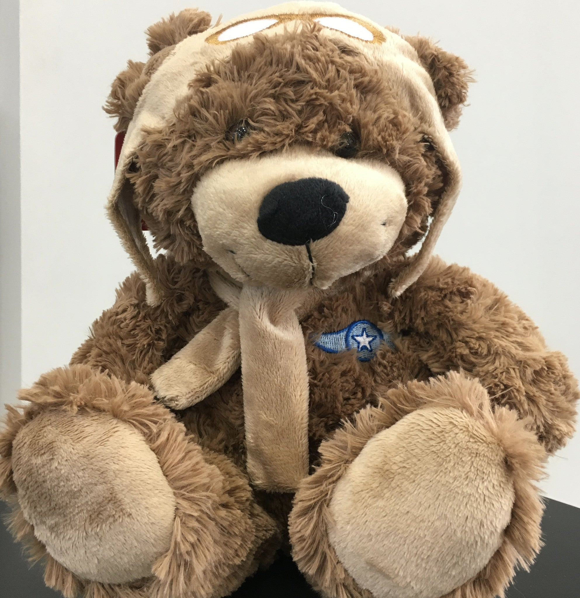 Cuddle Zoo Aviator Bear