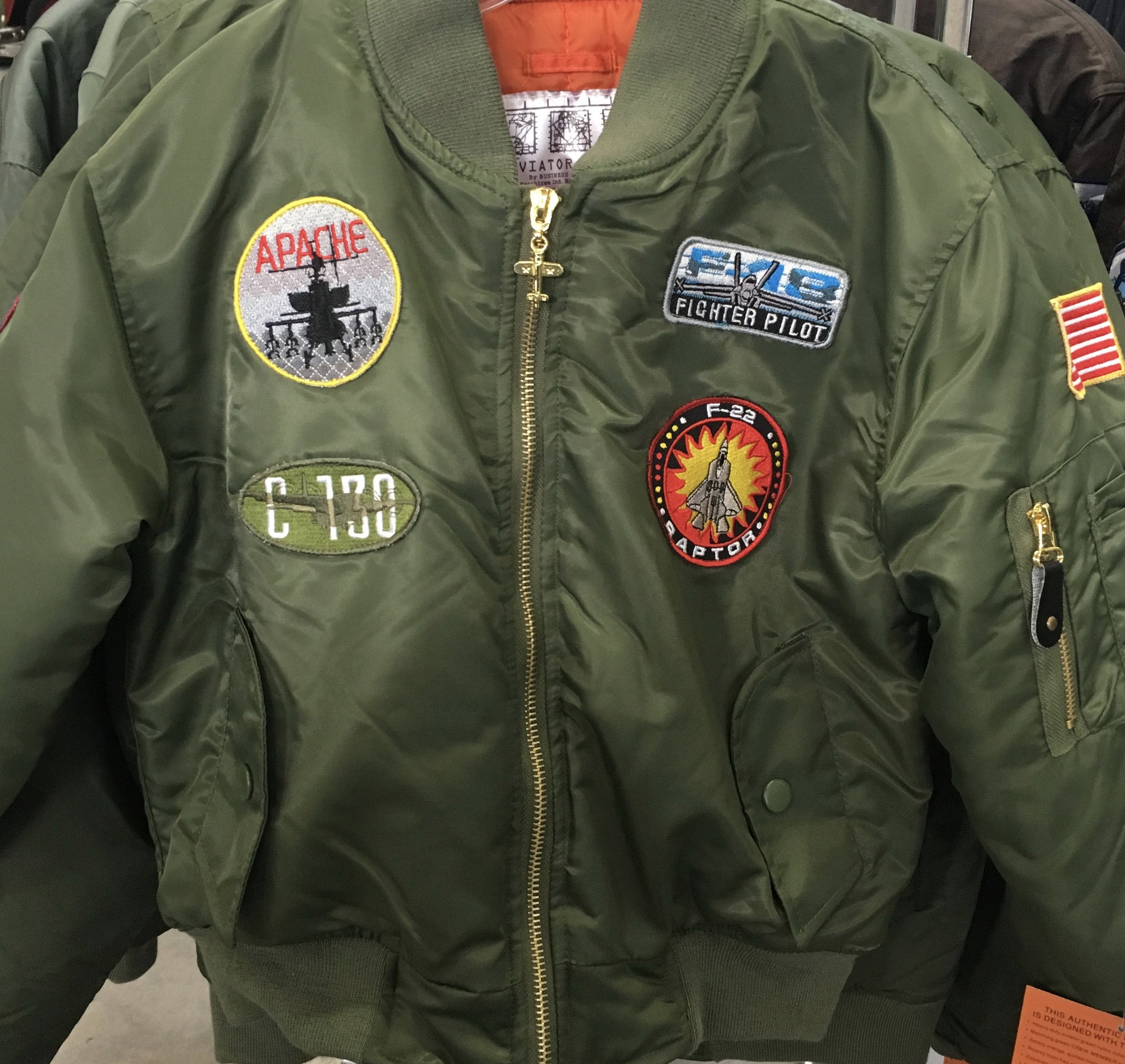 Children's Flight Jacket