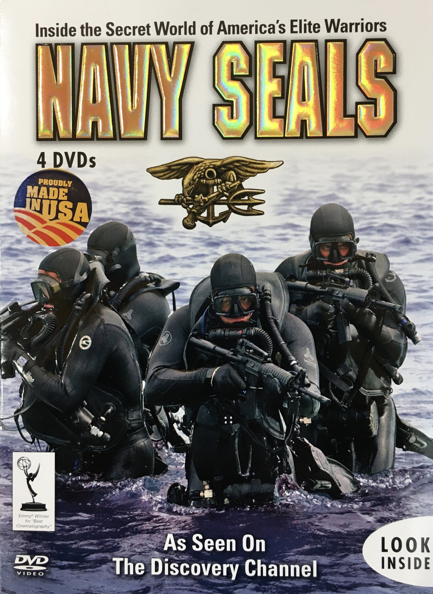 DVD, Navy Seals