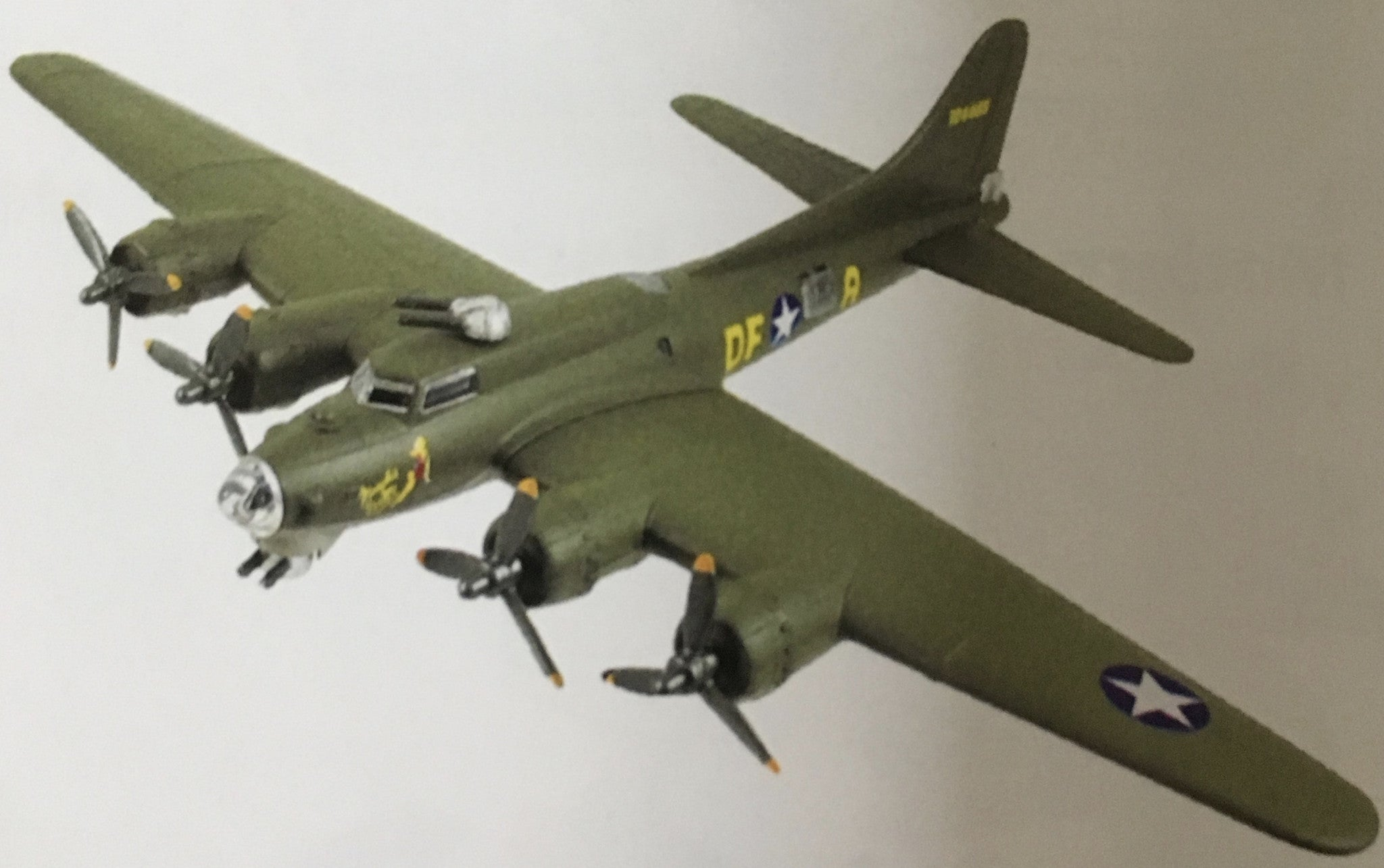 "EZ Build B-17 Flying Fortress ""Memphis Belle"""