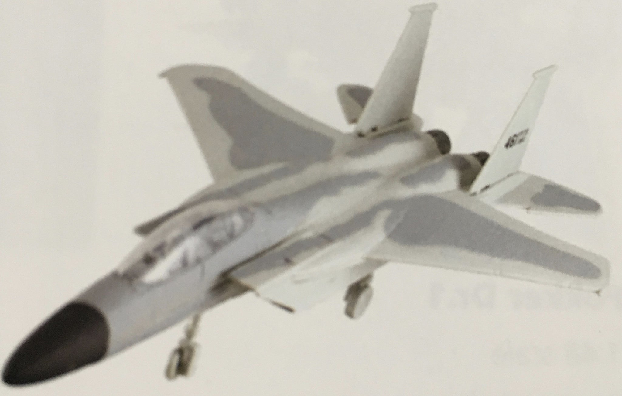 EZ Build Model Kit F-15 Eagle