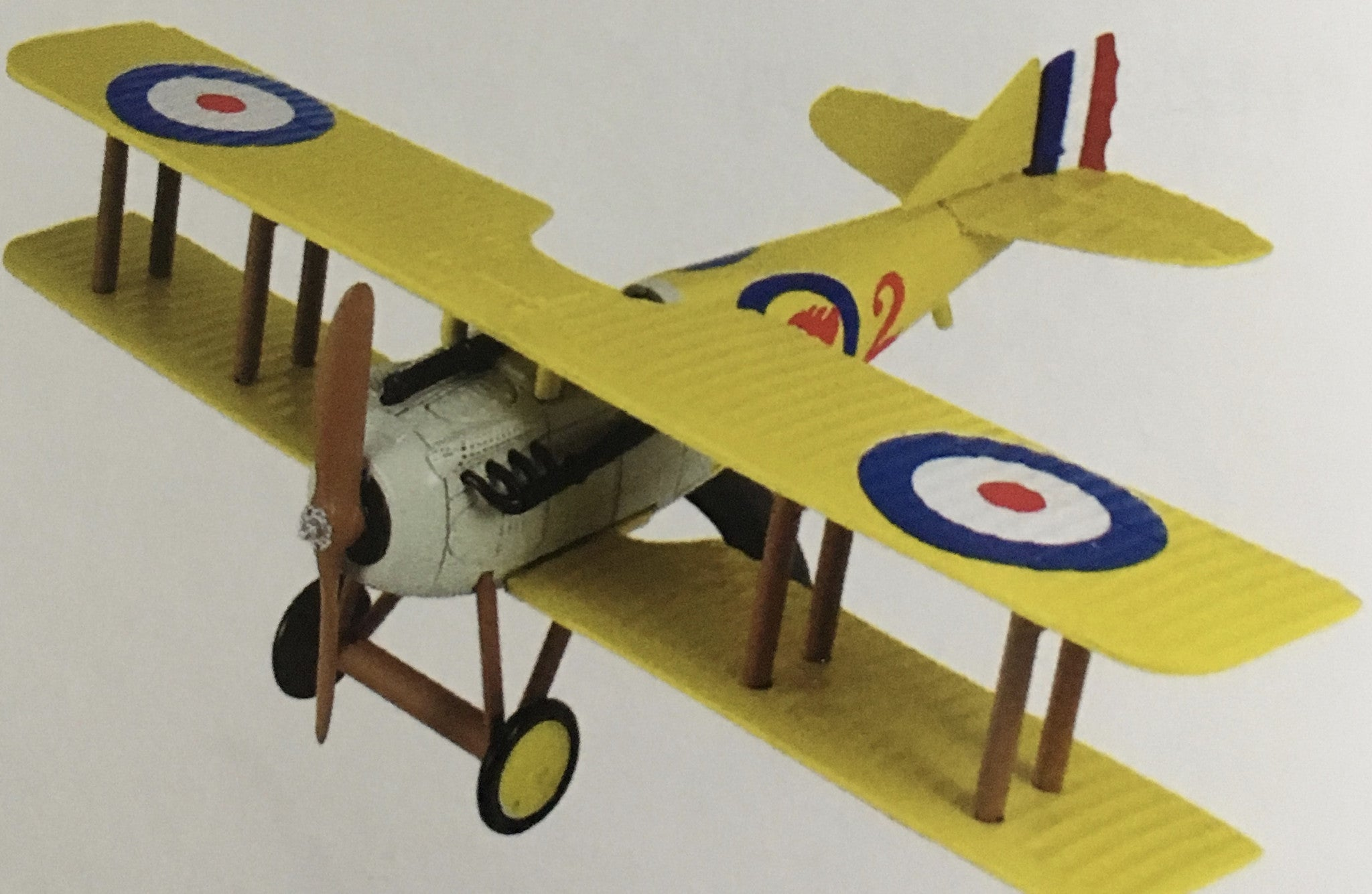 EZ Build WW1 Model Kits