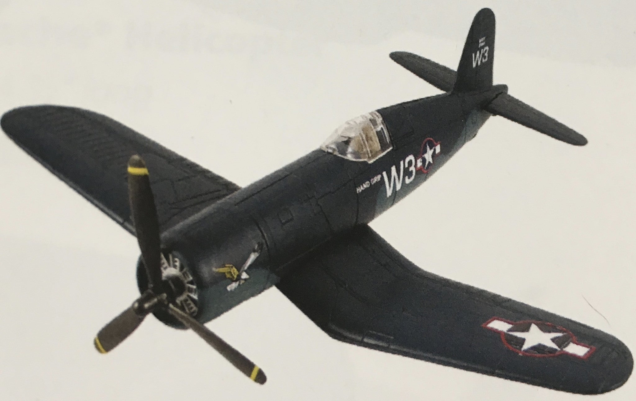 EZ Build Smithsonian F4U Corsair Model