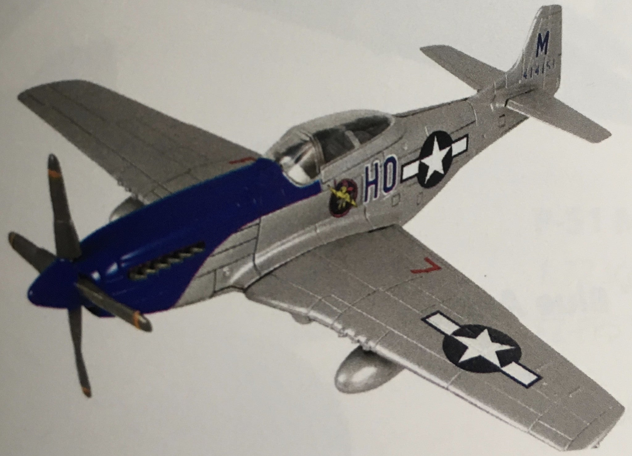 InAir EZ Build WWII Model Kits