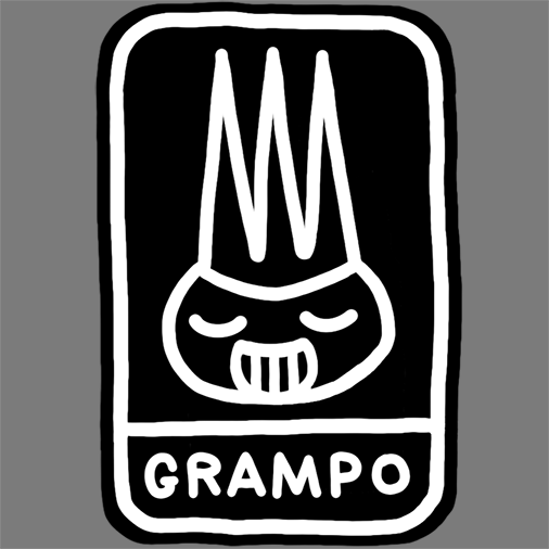 Grampo Co. Sticker